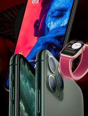 Три iPhone и Watch. Главное о новых релизах Apple