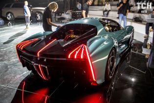 Динамичнее Bugatti Chiron. Китайцы представили невероятный суперкар