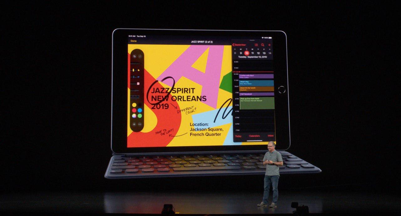 Apple 2019_реклама