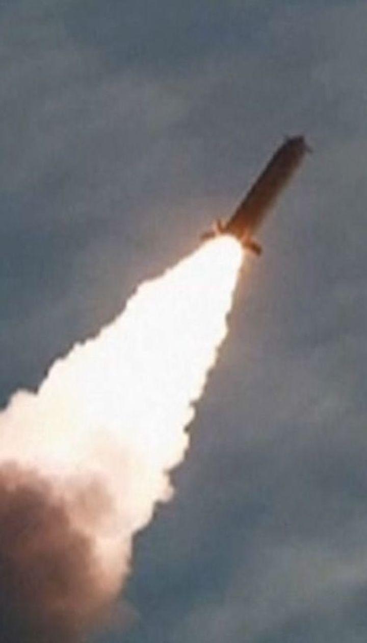 В Северной Корее провели тестовый запуск сверхбольшой реактивной установки