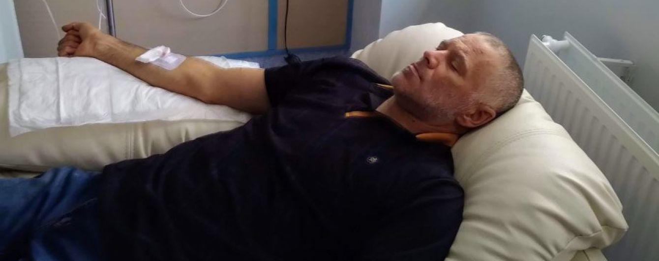 20 тысяч долларов нужно на срочное лечение Сергея