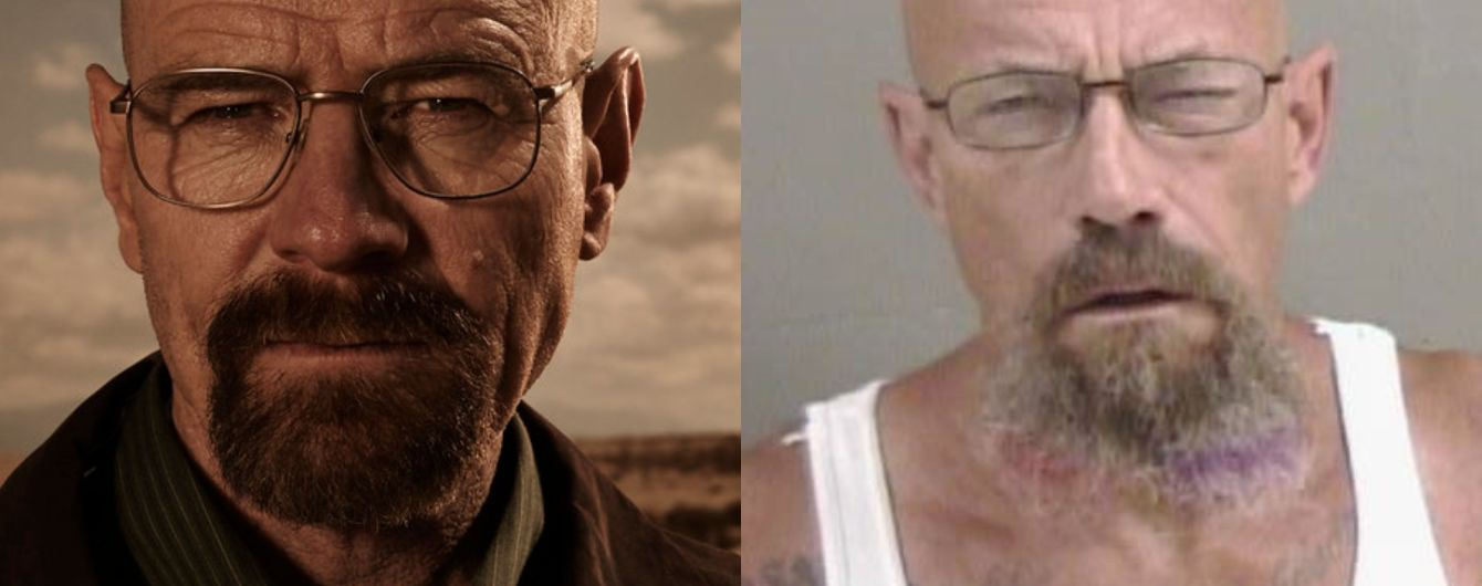 "Полиция США разыскивает мужчину за хранение наркотиков. Он похож на героя сериала ""Во все тяжкие"""