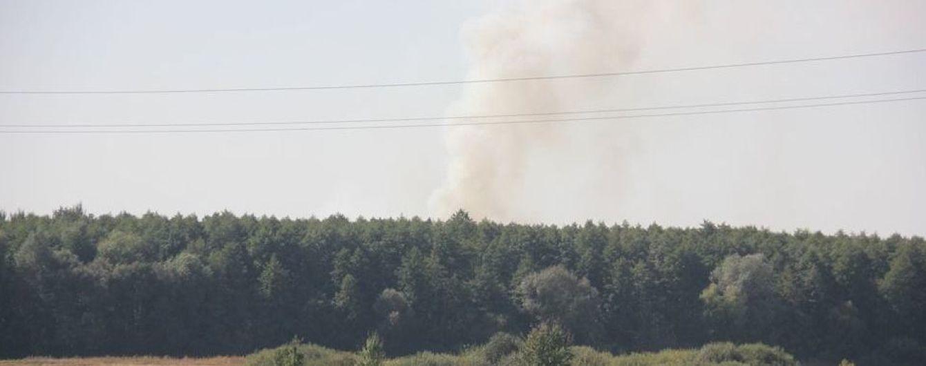 У Калинівці на військових складах прогриміли нові вибухи