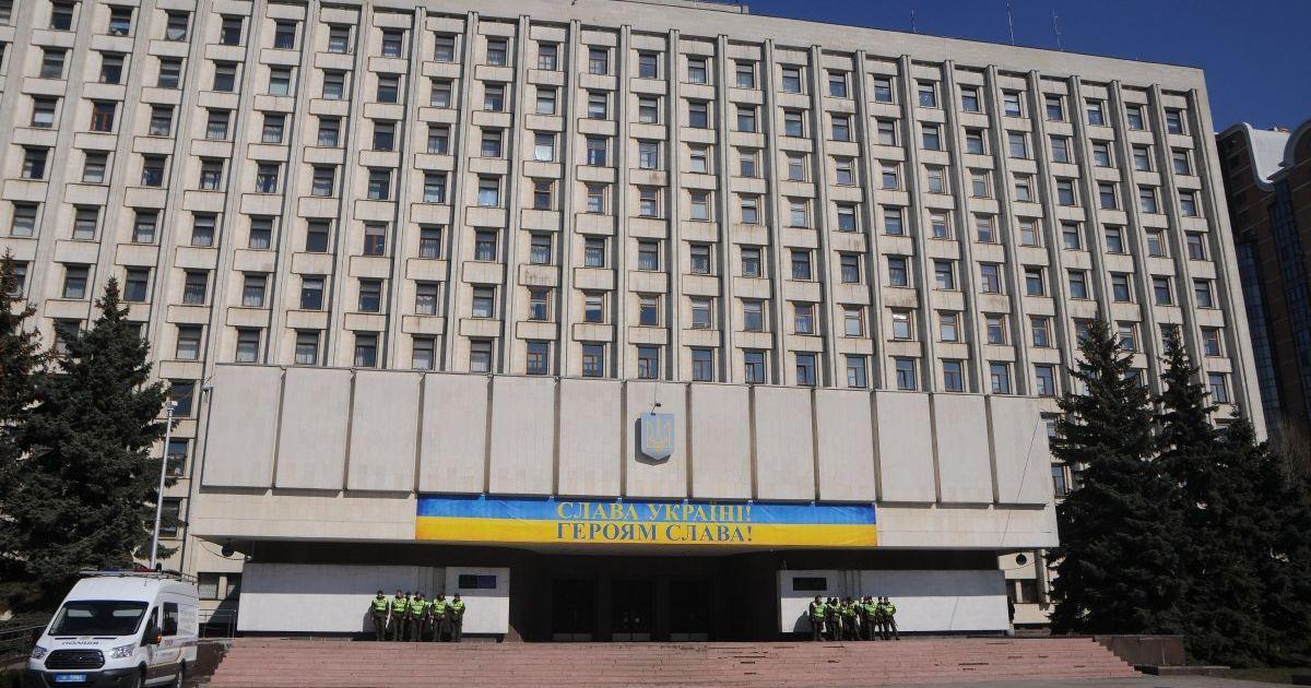 ЦИК перед выборами лишила полномочий весь состав Ивано-Франковской областной ТИК