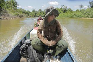 Дмитрий Комаров стал первым журналистом, который попал в дикое амазонское племя Яномами