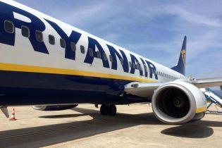 Ryanair запускає новий рейс з Одеси до Будапешта