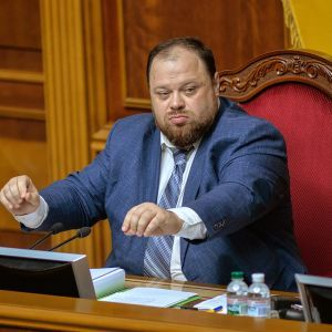 Стефанчук вернет с зарплаты деньги за аренду квартиры у тещи