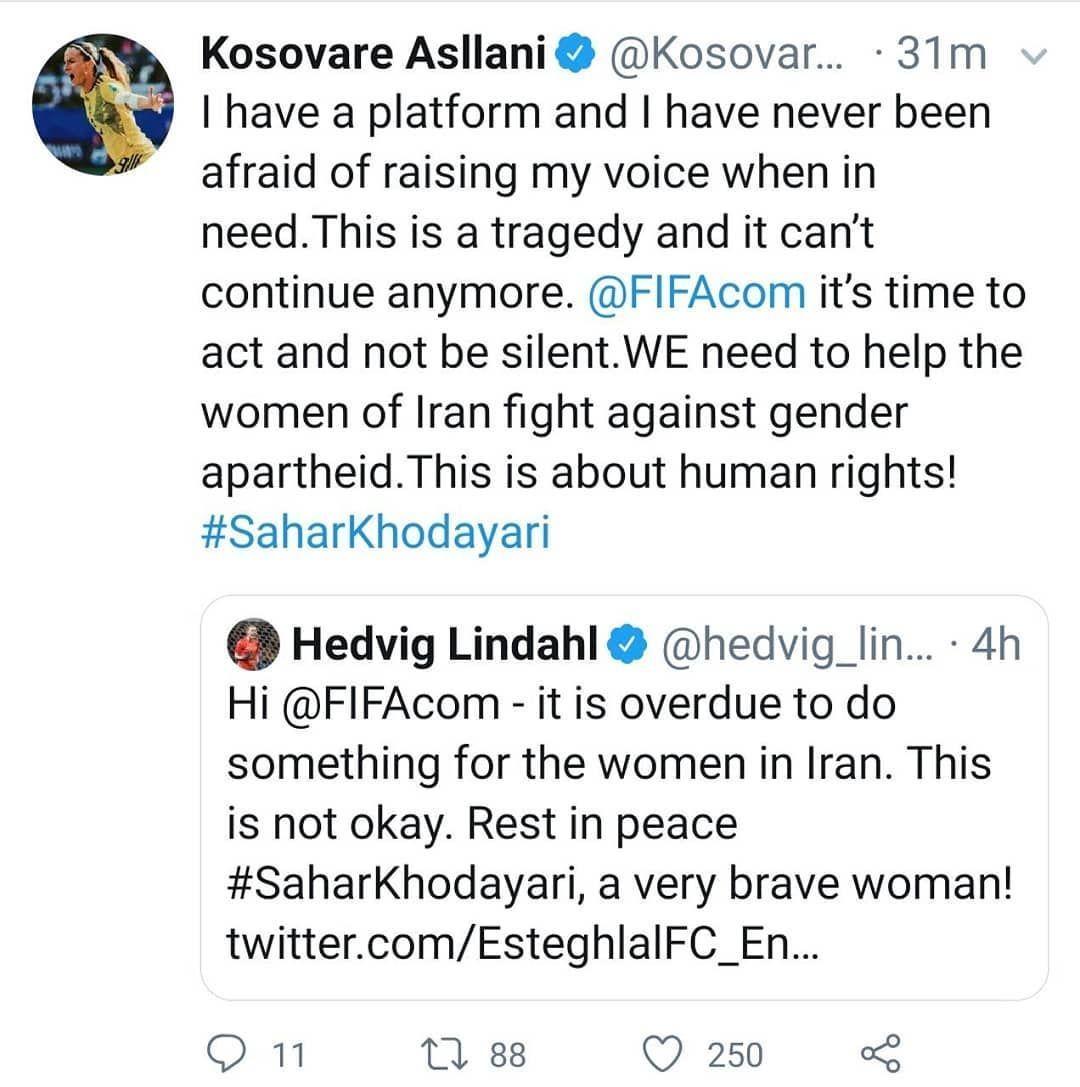 про смерть іранської фанатки Сахар Ходаярі_1