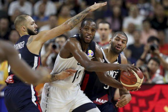 США - Франція баскетбол