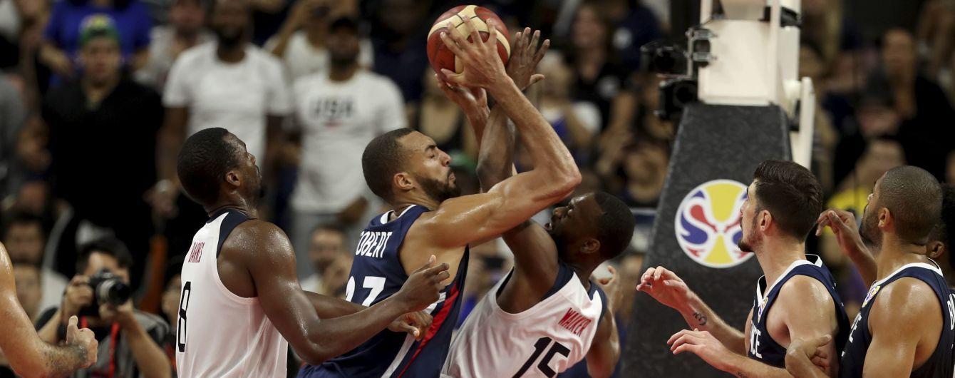 Баскетбольна збірна США вперше від 2002 року не зуміла вийти до півфіналу Чемпіонату світу
