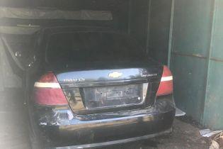 В Броварах изверги продавали авто, которое отобрали у водителя силой