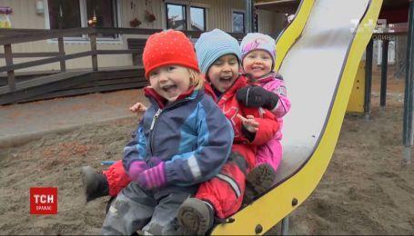 ТСН поділиться рецептами виховання у дитячих садочках Швеції