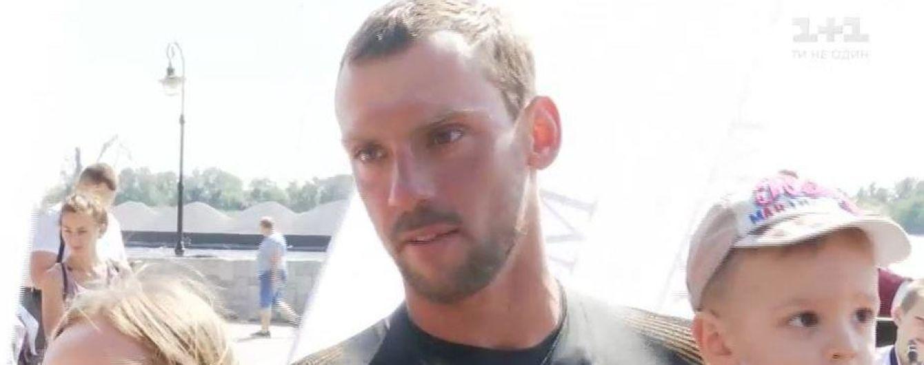Украинский пловец преодолел более 900 километров по Днепру и установил национальный рекорд