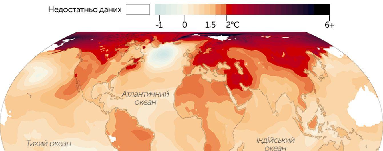 Дощі та пожежна небезпека. Яка погода буде в Україні протягом наступного тижня