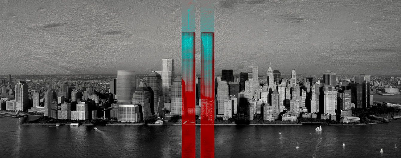 Як кривавий теракт 11 вересня змінив Нью-Йорк – драматичні фото до та після