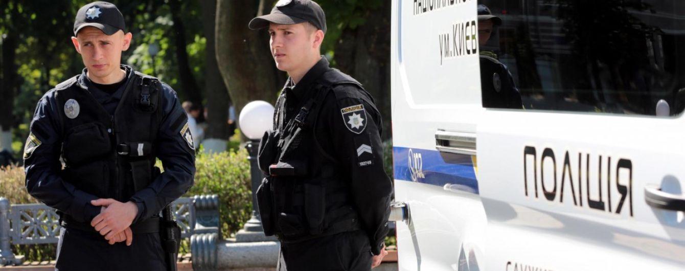 На Киевщине полиция нашла в квартире арсенал оружия