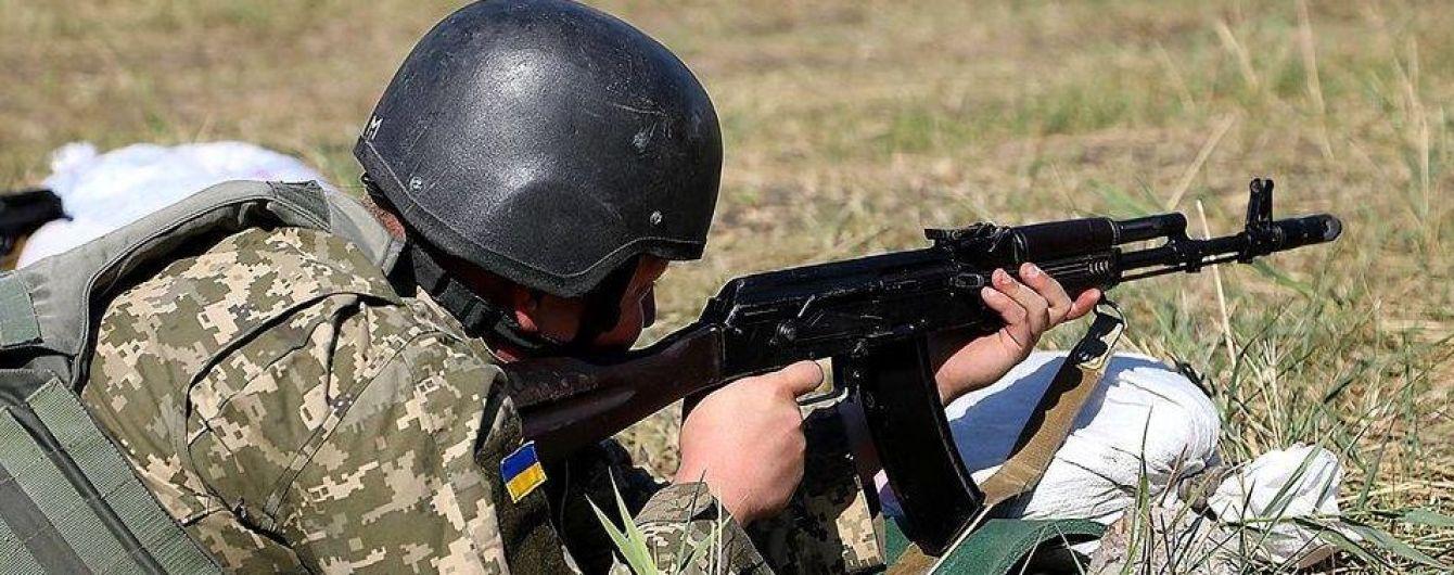 Терористи на Донбасі відкривали вогонь 17 разів