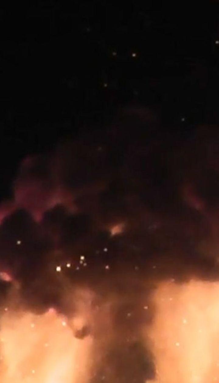 Калинівський військовий арсенал уже палав у вересні 2017 – найбільше дісталось Павлівці