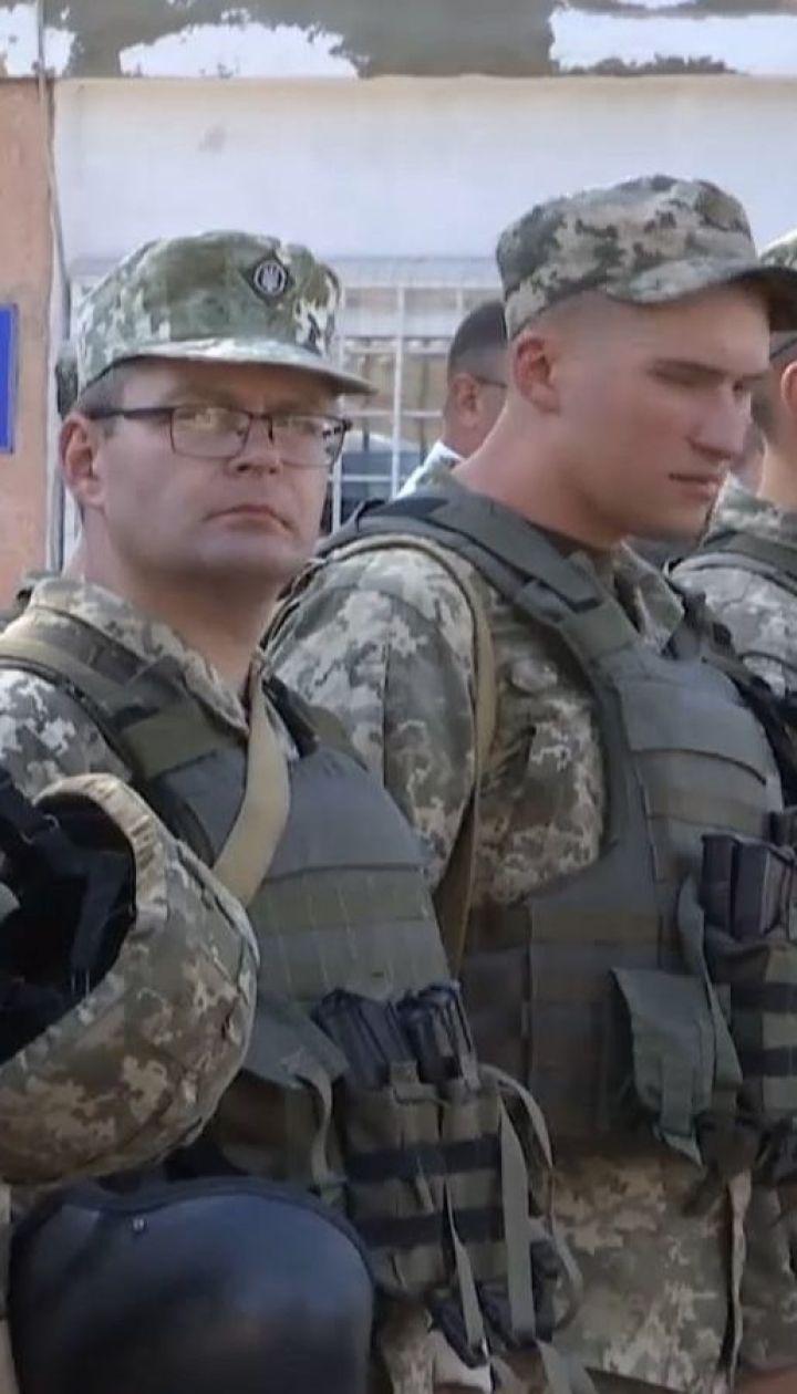 На Калинівський військовий арсенал намагались пробратись сторонні