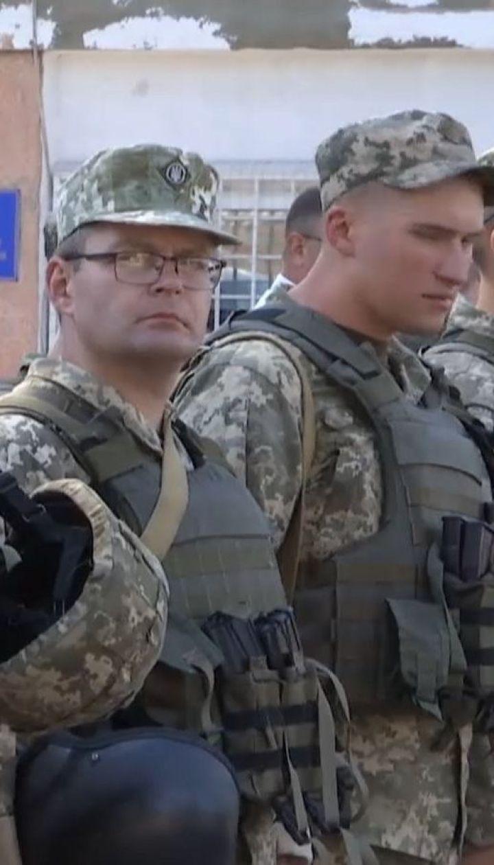На Калиновский военный арсенал пытались пробраться посторонние
