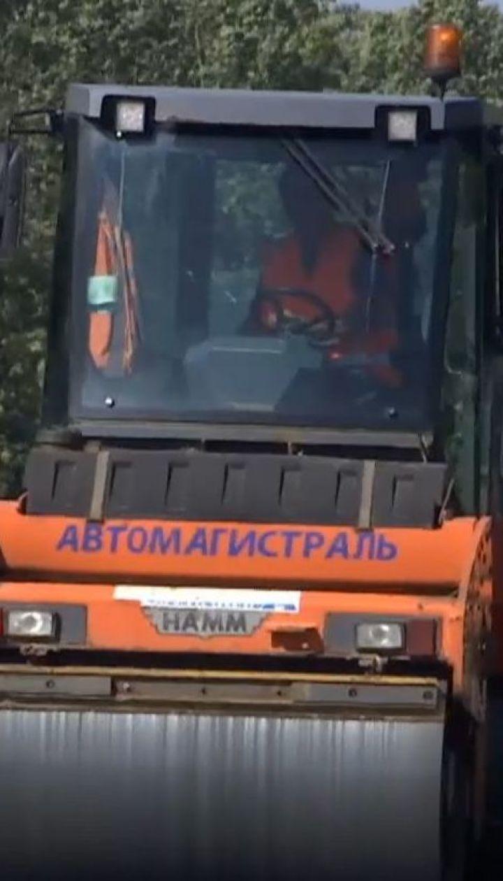 Важную для страны трассу Запорожье - Мариуполь обещают отремонтировать до середины октября