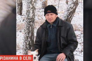 На Черниговщине мужчина порезал соседей, поджег кабинет главы села и пытался совершить суицид
