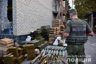 На Донетчине три добровольческих батальона передали оружие полиции