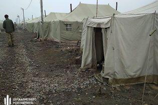На полігоні Широкий Лан зникли десятки мільйонів гривень, обіцяних умов для військових немає