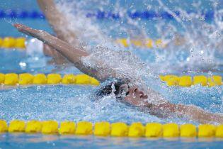 Украинские паралимпийцы выиграли восемь медалей на Чемпионате мира по плаванию