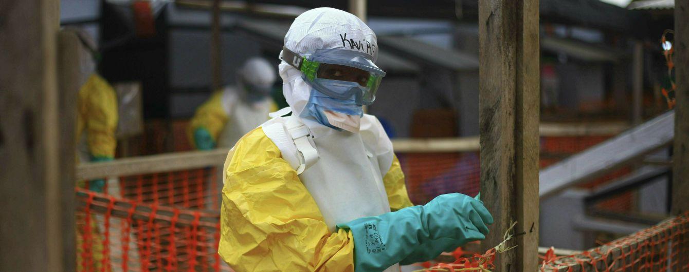 У Конго знову спалахнула лихоманка Ебола