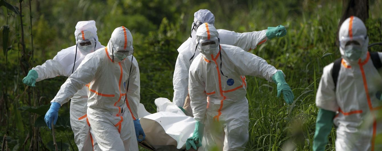 коронавирус эбола