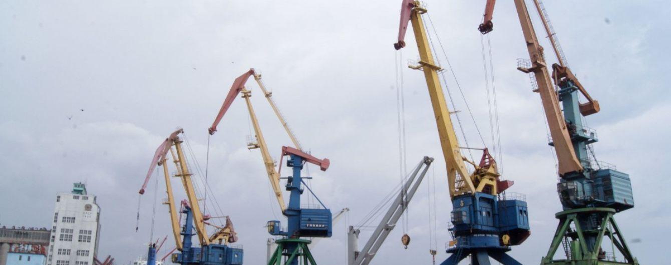 """Правительство объявило конкурс на концессию портов """"Ольвия"""" и """"Херсон"""""""