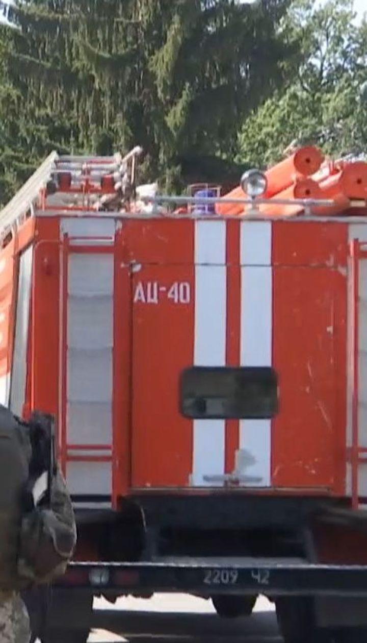 По факту пожара и взрывов боеприпасов в Калиновке военная прокуратура открыла уголовное производство