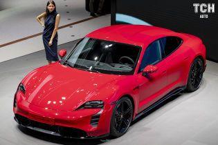 Новейшие электрокары, которые бросают вызов Tesla. Чем поражает автошоу во Франкфурте