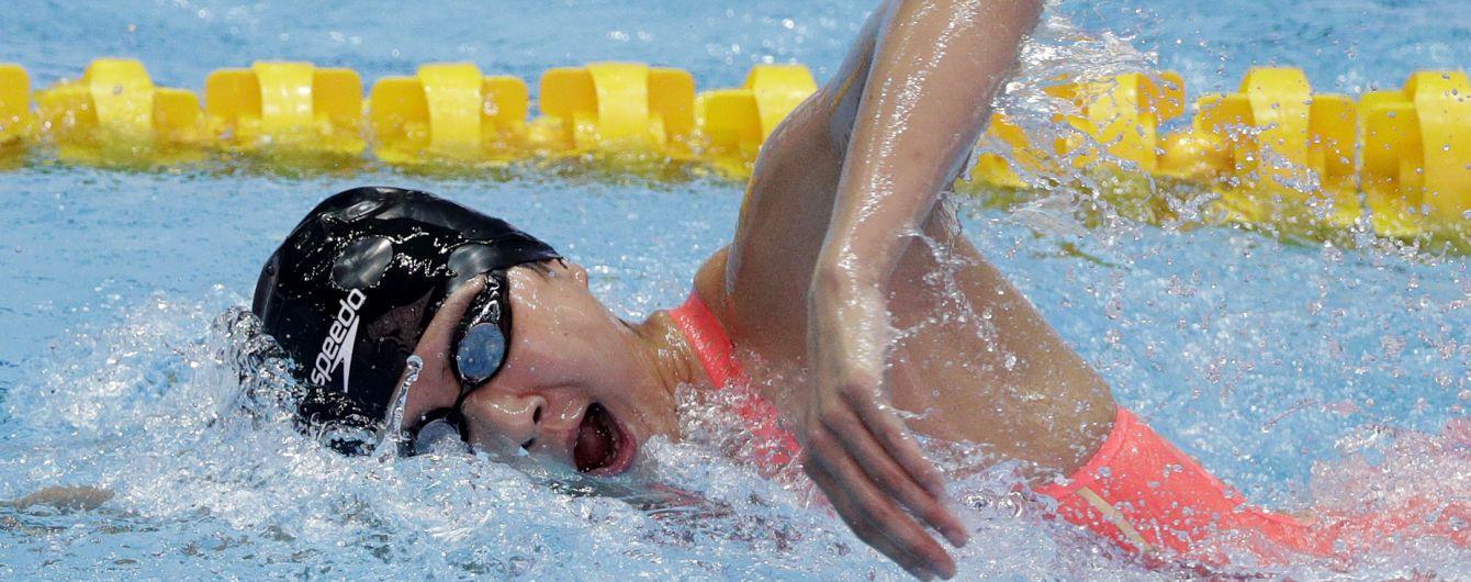 12-річна плавчиня стала чемпіонкою Китаю і може виступити на Олімпійських іграх