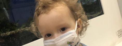 Маленькая Даша из Днепра нуждается в немедленной помощи