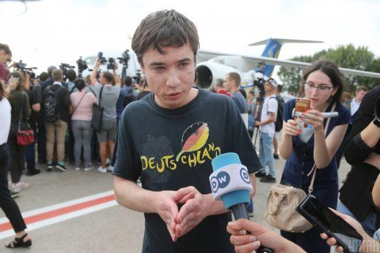 """""""Ярозумів ризики, але не думав, що схоплять через якусь нісенітницю"""" - звільнений з полону Гриб розповів про затримання у Білорусі"""