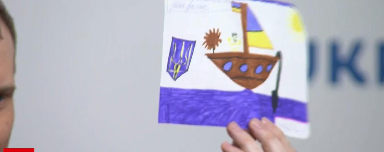 Открывал в трудные времена: освобожденный украинский моряк растрогал, показав детские письма