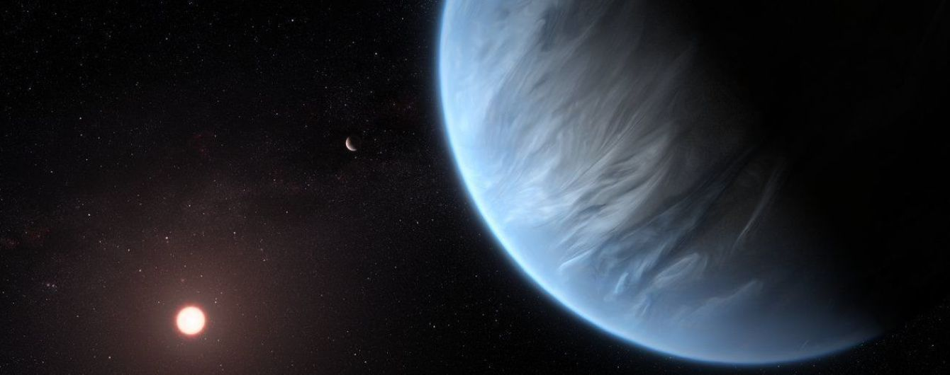 Ученые сделали волнующее открытие: впервые в атмосфере пригодной к жизни Суперземли нашли воду