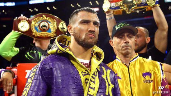 Ломаченко може більше не вийти в ринг у 2019 році