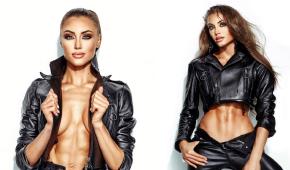 """Підтягнуте тіло, шалена розтяжка та вишиті ікони. Що постить в Instagram переможниця """"Міс Україна 2019"""""""