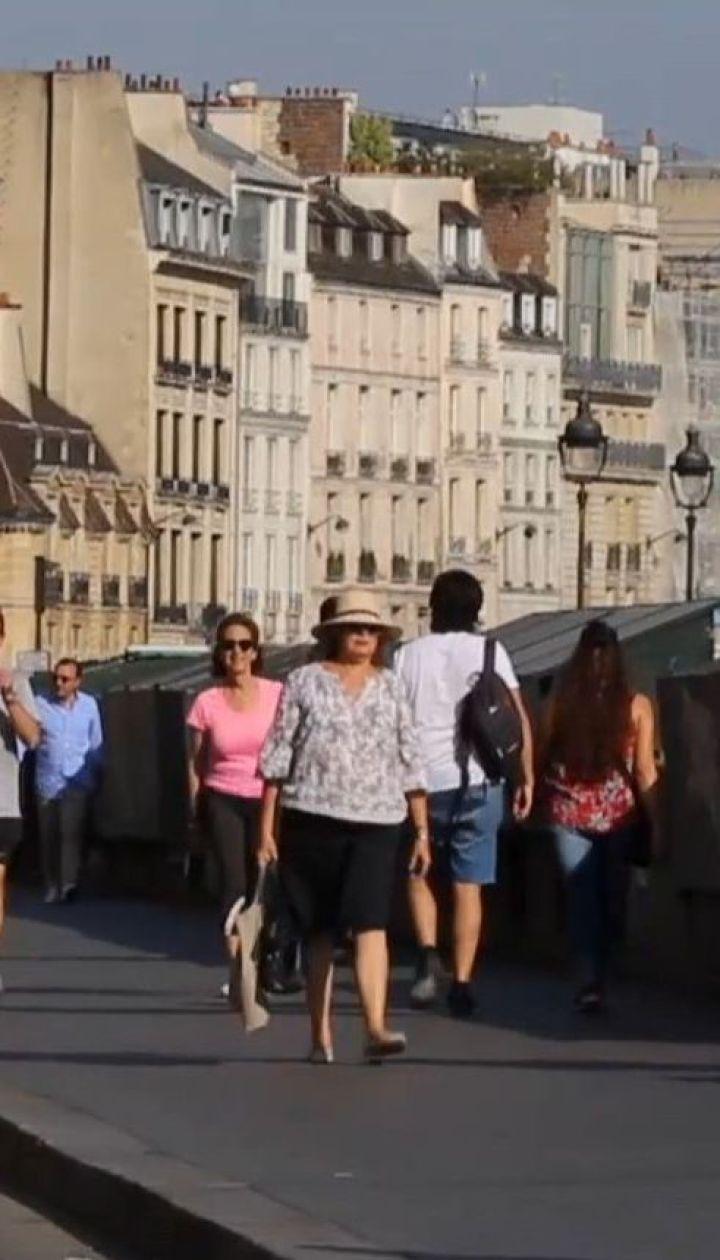 В Париже водители общественного транспорта устроили самую масштабную за 12 лет забастовку
