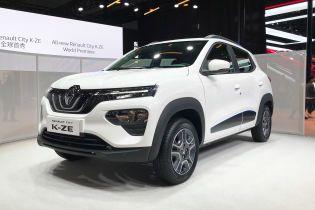 Renault намекнул на продажи электрокара за $10 тысяч в Европе
