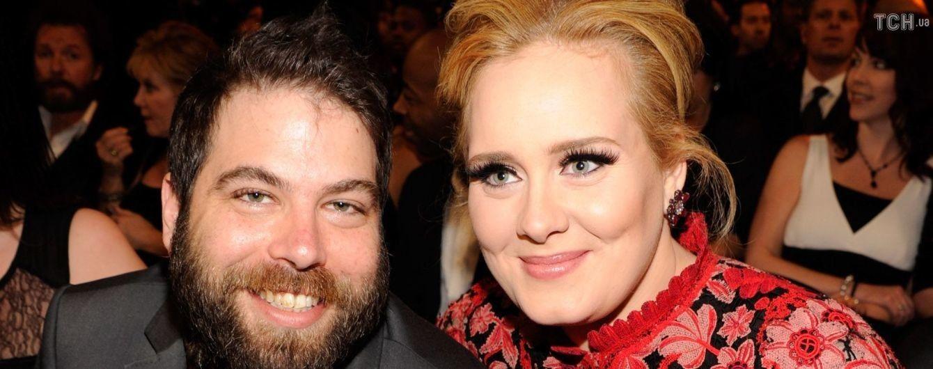 Через 5 месяцев после расставания с мужем Адель подала на развод