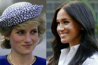 А ей идет: герцогиня Сассекская вышла в свет в украшениях принцессы Дианы