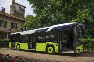 Польский город закупил электробусов Solaris на $4,1 млн