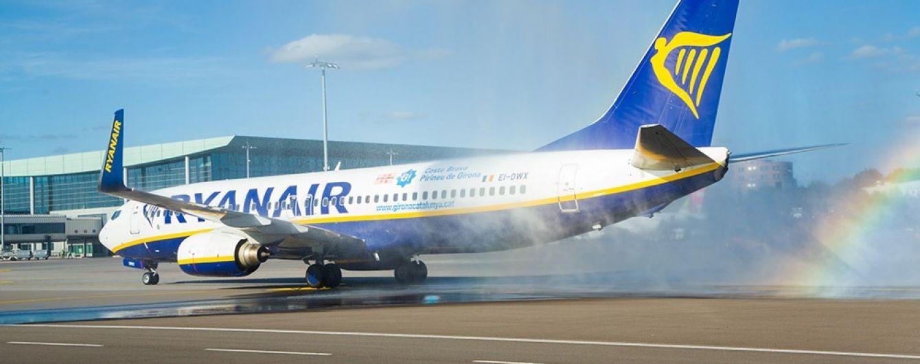 """Ryanair анонсировал """"спасательный тариф"""" по маршруту Киев-Краков"""