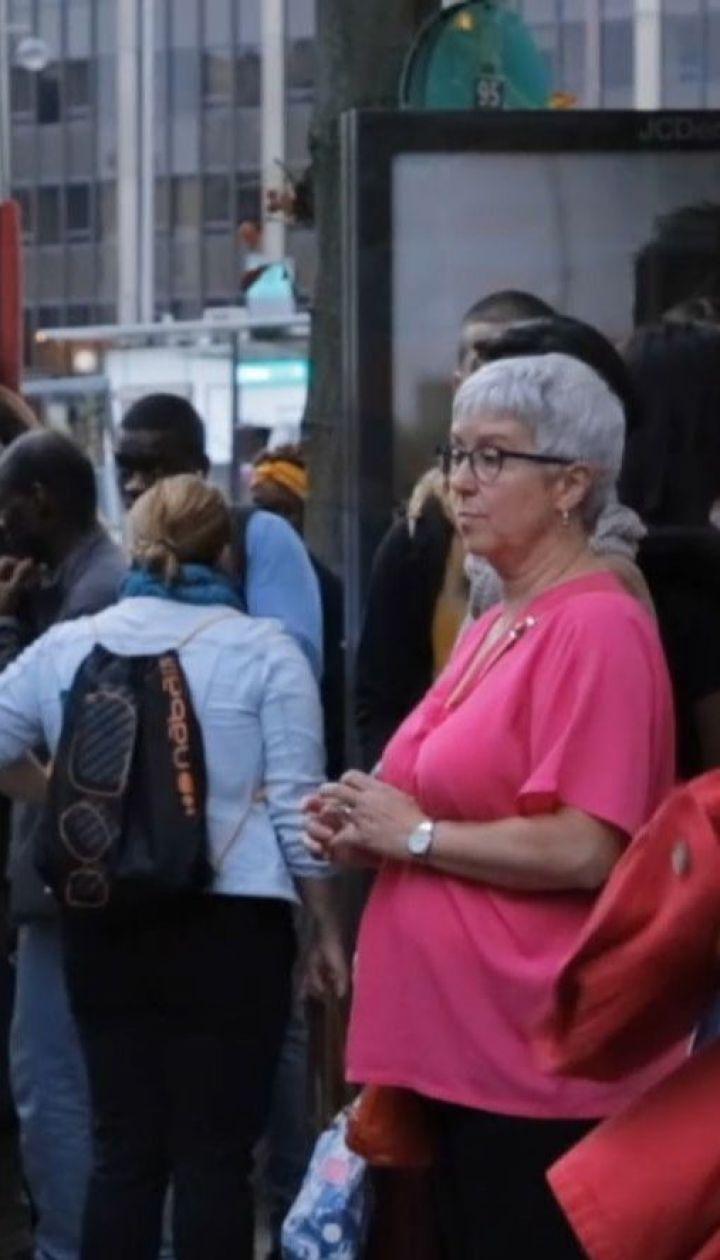 Из-за пенсионной реформы в Париже массово бастуют водители общественного транспорта