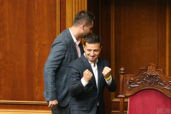 """У фракції """"Слуги народу"""" склали список 35 потенційних кандидатів до ЦВК"""