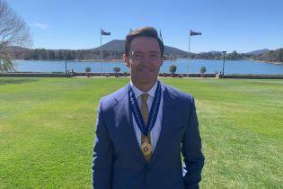 Хью Джекман был отмечен высшей наградой Австралии
